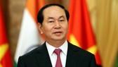 Chủ tịch nước Trần Đại Quang