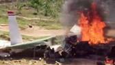 Bộ Quốc phòng thông tin vụ việc máy bay quân sự rơi ở Khánh Hòa