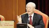 Tổng Bí thư, Chủ tịch nước Nguyễn Phú Trọng. Ảnh: TTXVN