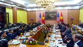 Hợp tác quốc phòng Việt Nam - Hoa Kỳ đang phát triển tích cực, đạt hiệu quả thiết thực
