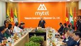 Viettel đã đưa những công nghệ tiên tiến, hiện đại nhất sang đầu tư và chuyển giao tại Myanmar