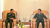 Tổng Tư lệnh các Lực lượng vũ trang Myanmar thăm chính thức Việt Nam