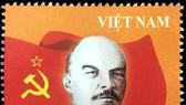Phát hành bộ tem Kỷ niệm 150 năm ngày sinh Lênin