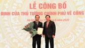 Ông Phạm Đức Long được Thủ tướng bổ nhiệm giữ chức Chủ tịch Tập đoàn VNPT