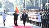 Thể hiện tinh thần xung kích, sức mạnh và khả năng chiến đấu của quân đội Việt Nam trong thời kỳ mới