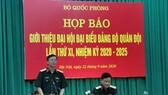 Tổng Bí thư, Chủ tịch nước Nguyễn Phú Trọng sẽ dự và trực tiếp chỉ đạo Đại hội Đảng bộ Quân đội lần thứ XI