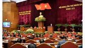 Bế mạc Hội nghị lần thứ 13 của Ban Chấp hành Trung ương Đảng khóa XII