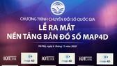Ra mắt nền tảng bản đồ số MAP4D đầu tiên của Việt Nam