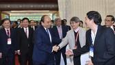 Thủ tướng Nguyễn Xuân Phúc: Đội ngũ trí thức KH-CN là tài sản quý báu của quốc gia