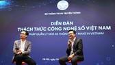 Khởi động Diễn đàn Thách thức công nghệ số Việt Nam 2021