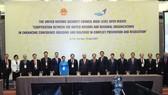 Chủ tịch nước Nguyễn Xuân Phúc chủ trì phiên thảo luận Hội đồng Bảo an Liên hiệp quốc