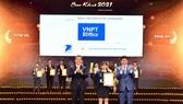 VNPT xuất sắc đoạt 16 giải thưởng Sao Khuê 2021