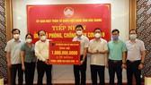 VNPT chung tay cùng nhiều địa phương chống dịch Covid-19