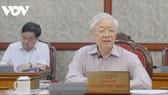 Tổng Bí thư Nguyễn Phú Trọng: Chủ động các phương án, kịch bản để kịp thời ứng phó với dịch Covid-19