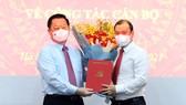Đồng chí Lê Hải Bình giữ chức Phó Trưởng ban Tuyên giáo Trung ương