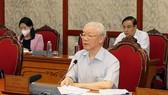 Tổng Bí thư Nguyễn Phú Trọng: Phải chống tiêu cực trong lĩnh vực tư tưởng chính trị, đạo đức, lối sống
