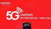 Viettel chính thức khai trương mạng 5G tại Bà Rịa - Vũng Tàu