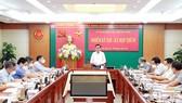 Kỷ luật và đề nghị kỷ luật nhiều tướng lĩnh Cảnh sát biển Việt Nam