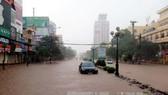Flood in Thai Nguyen province on June 23 (Photo: VNA)