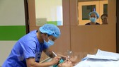 Free-of-charge eye surgeries for poor patients