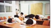 40 percent of Vietnamese kids lack sleep because of much studying