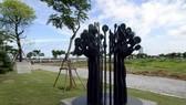 "Vietnam's statue named ""khoi nguyen"" (Origin) (Source: VNA)"