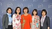 Five Vietnamese female scientists win L'Oreal-UNESCO awards (Source: dantri.com.vn)