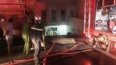 VIDEO:Fire at Carina Plaza in HCMC kills 13, injures 28
