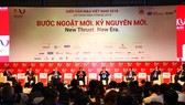 """The """"Vietnam M&A Forum 2018: New thrust, new era"""" conference on August 8 (Photo: VNA)"""