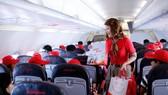 VietjetAir debuts first flight connecting Nha Trang - Da Nang