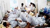 Number of patients increasing during peak dengue season in city