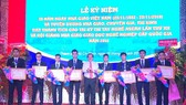 ASEAN Skills Competition winners awarded merit certificates