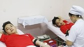Awards given to voluntary blood donors