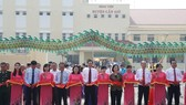 Inauguration of General Hospital in Can Gio