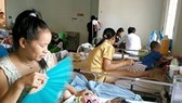 Diseases in HCMC show no sign of abating