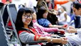 Spring blood donation festival 2019 debuts