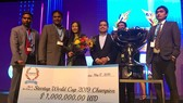 Vietnamese startup wins $1 million prize of Startup World Cup 2019