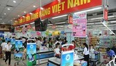 Vietnamese –made commodities make up 80 percent of domestic market