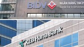 purchase worth $882 million by South Korean KEB HANA Bank to own 15 per cent stake of the Bank for Investment and Development of Vietnam (BIDV) is the biggest M&A transaction in Vietnam banking history.