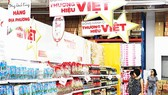 A number of high-quality Vietnamese brands have a relatively large market share in the distribution system. Photo baokhanhhoa.vn
