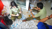 Police discover large smuggled medicine warehouse