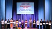 179 Vallet scholarships awarded to Vietnamese students