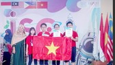 Vietnamese students grab four gold from International Science Competition 2019