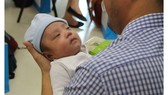 800-gram baby saved after 80 days of critical care