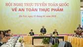 PM Nguyen Xuan Phuc at the conference (Photo: SGGP)