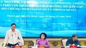 HCMC takes heed of coronavirus prevention dissemination