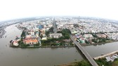 A view of Can Tho City. Can Tho aims to become the first smart city in Mekong Delta by 2025. — Photo vietnamplus.vn