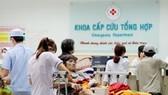 Hospital emergency cases halve during holidays