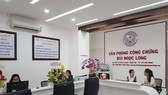 A private notary office in HCM City. An e-notary service will be launched and implemented across the country on July 1. — Photo plo.vn