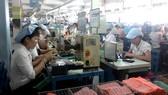 PouYuen Vietnam has approximately 62,000 employees mostly women (Photo: SGGP)